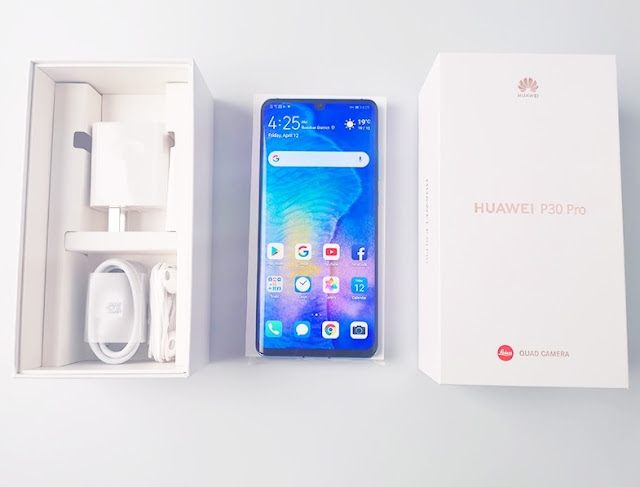 Huawei P30 and P30 Pro Flash Sale finishes in 10 seconds