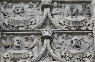 Relief Sculpture Cardiff University