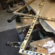 Hockey Stick Frame