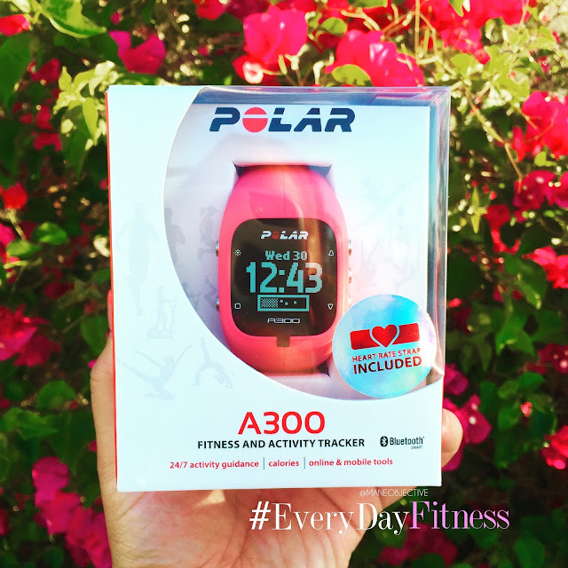 Polar A300 Fitness Activity Tracker
