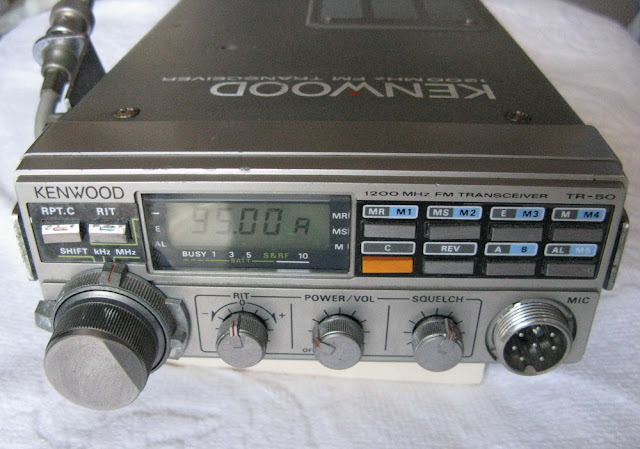 Kenwood TR-50 Mobile Radio