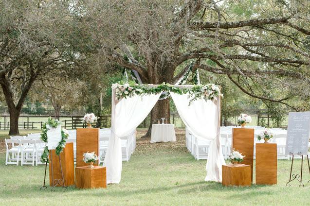 full Ceremony setup photo
