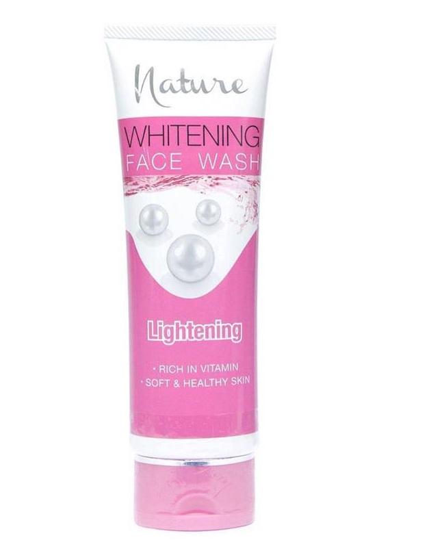 Nature Lightening Face Wash 100 ml