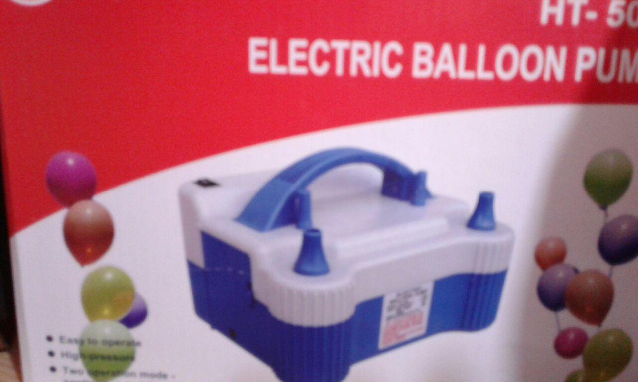 Jakarta Balon Pompa Elektrik Murah Listrik Electric Pump Latek
