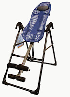 Teeter Hang Ups EP-550 Inversion Therapy Table, reduce back pain, with Flex Technology, EZ angle tether strap, adjustable foot platform