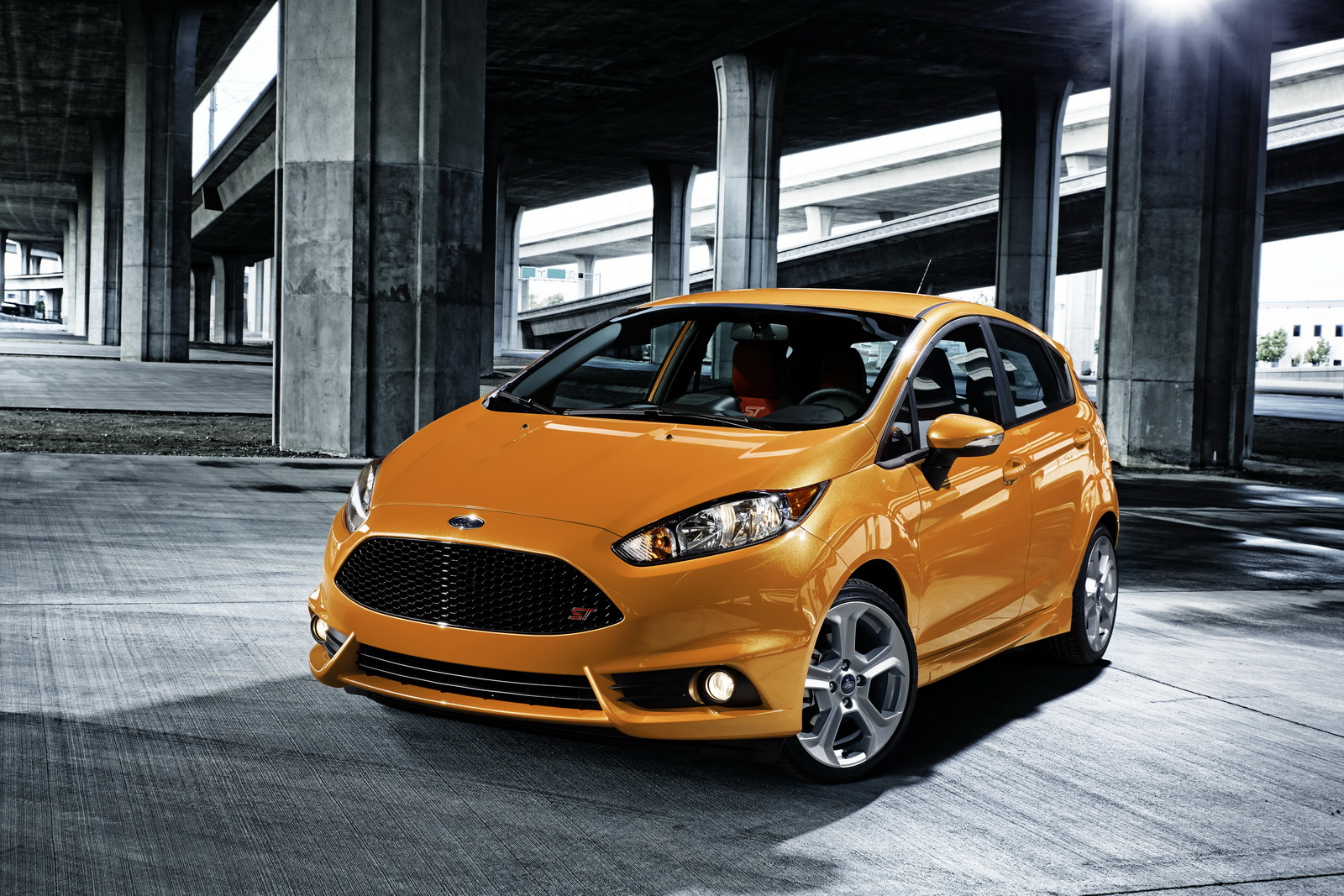 2017 ford fiesta st available now with new color free. Black Bedroom Furniture Sets. Home Design Ideas