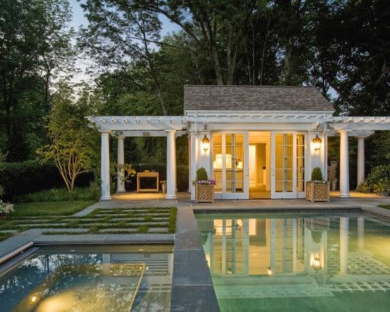 hogares frescos 18 dise 241 os de peque 241 as pero hermosas piscinas
