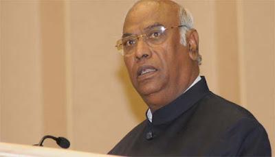 दिग्गज कांग्रेस नेता मल्लिकार्जुन खड़गे बने संसद की लोकलेखा समिति (पीएसी) के चेयरमैन