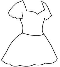 Cara Menggambar Gaun Dengan Mudah Gambaryuk