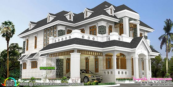 Colonial home 441 sq-m area