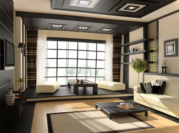 Desain Interior Rumah Ala Jepang