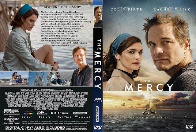 The Mercy DVD Cover