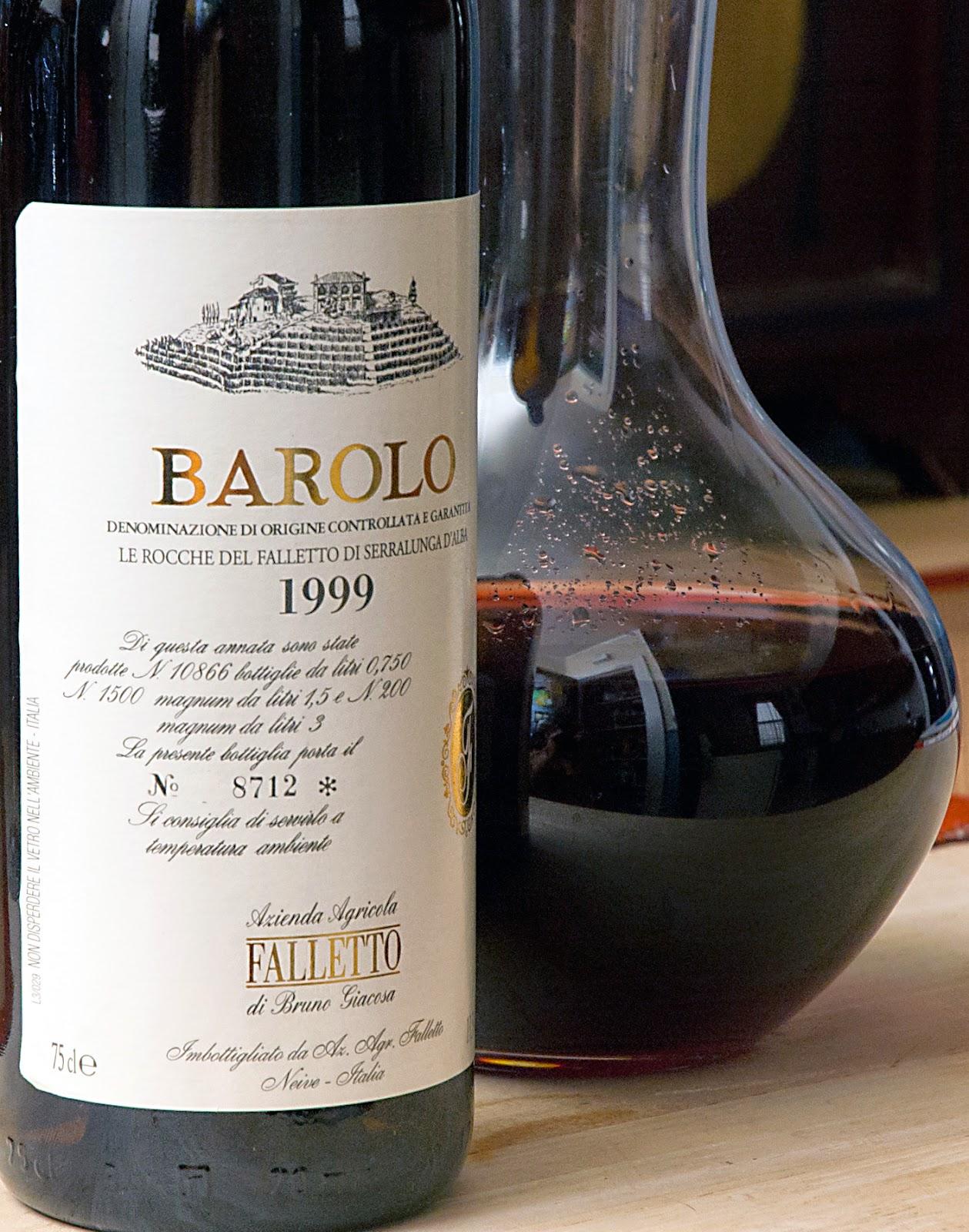 barolo vintage best
