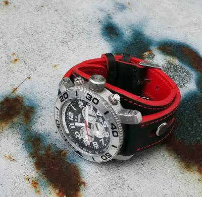 Curea de ceas handmade