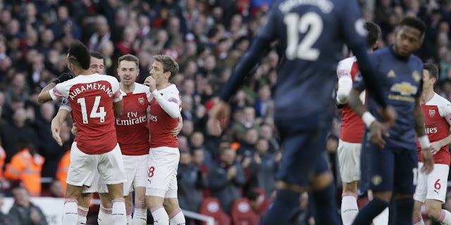 Patroli303 : MU Dikalahkan Arsenal , Solskjaer tak khawatir