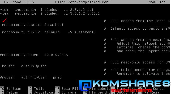 Cara Install MRTG pada Debian Server
