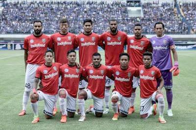 Jadwal Lengkap Bali United di Liga 1 Gojek Traveloka 2017