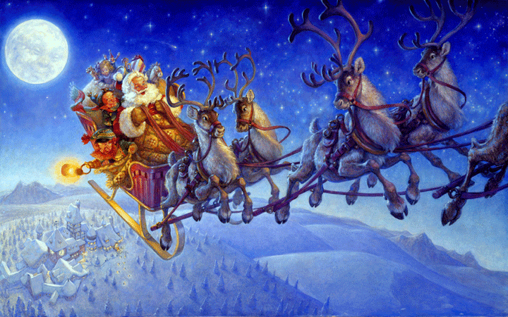 santa-claus-riding-his-sleigh-reindeer-with-his-friends-gifts-in-sky-moon-BG-picture-image.png