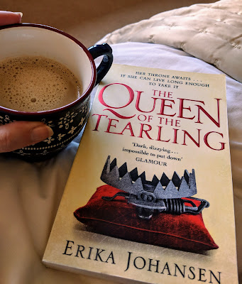 Book Review The Queen of the Tearling