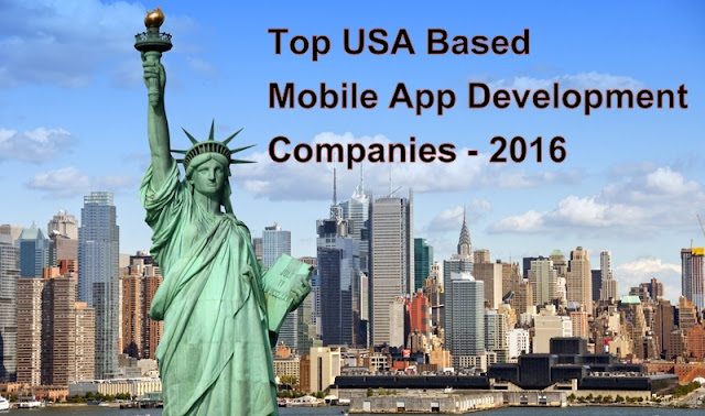 Top USA Based Mobile Application Development Companies - 2016