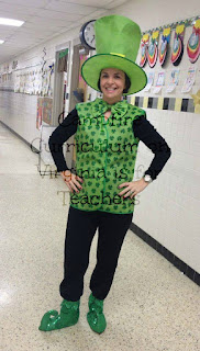 Do you have dress up days at school?  Make the most of them!  This post has a plethora of ideas you can borrow to add spice to your teaching