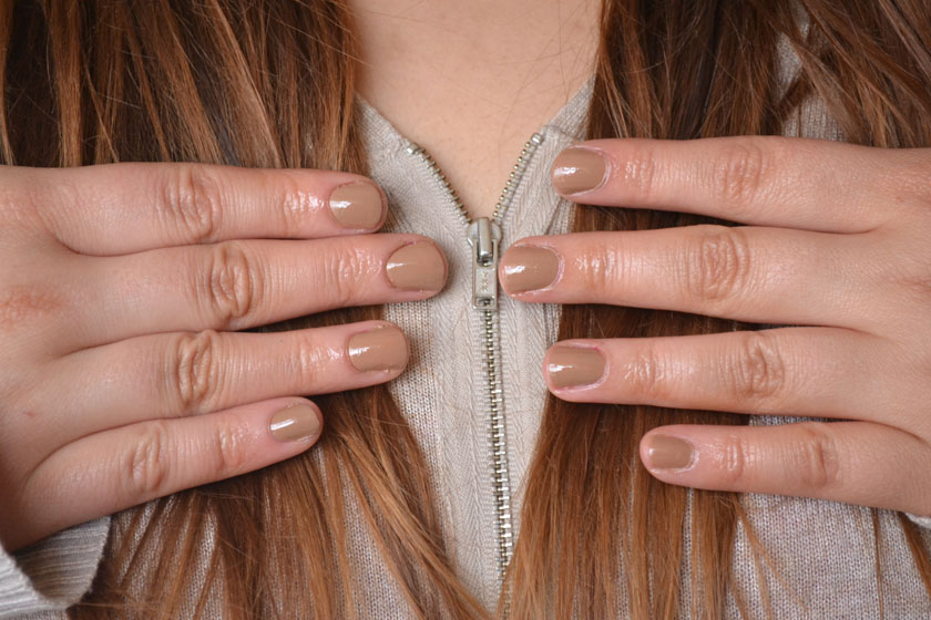 The Black Pearl Blog Uk Beauty Fashion And Lifestyle Blog On My Nails This Week Opi San Tan