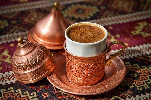 القهوة التركية - سيدتي