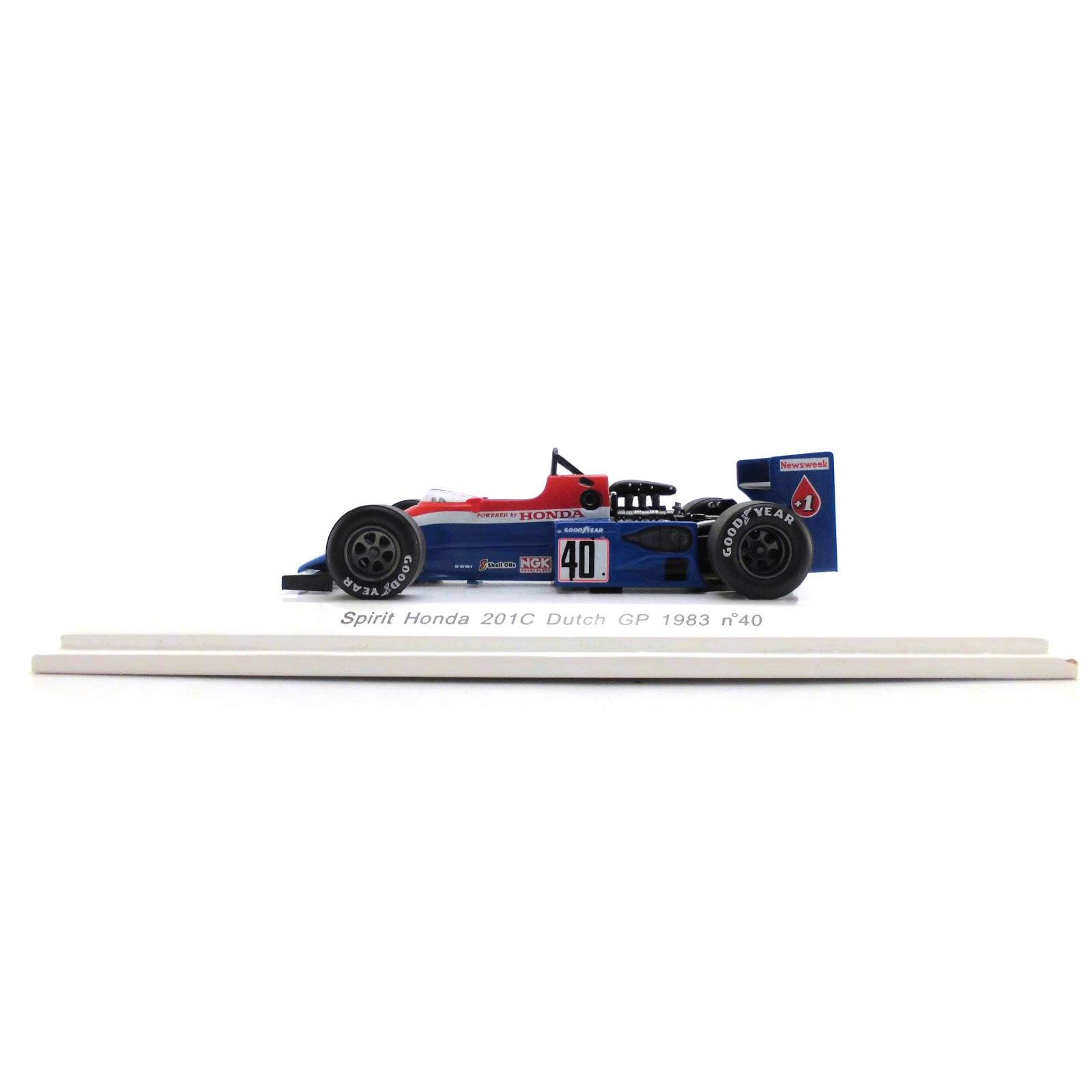 Spark Le Mans Aankondigingen