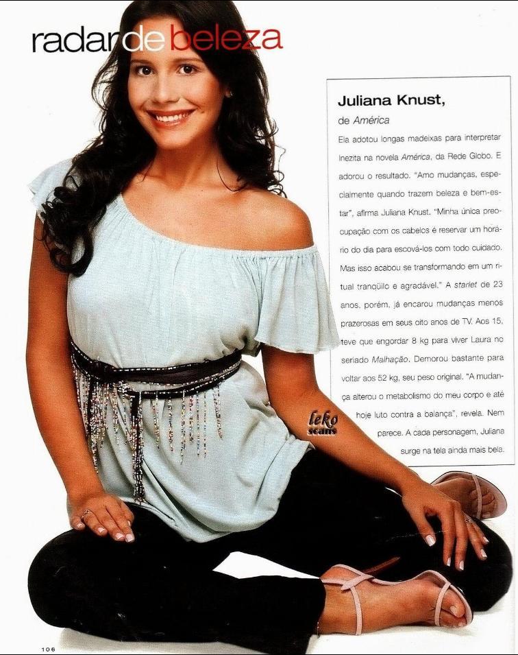 Juliana Knusts Birthday Celebration | HappyBday.to