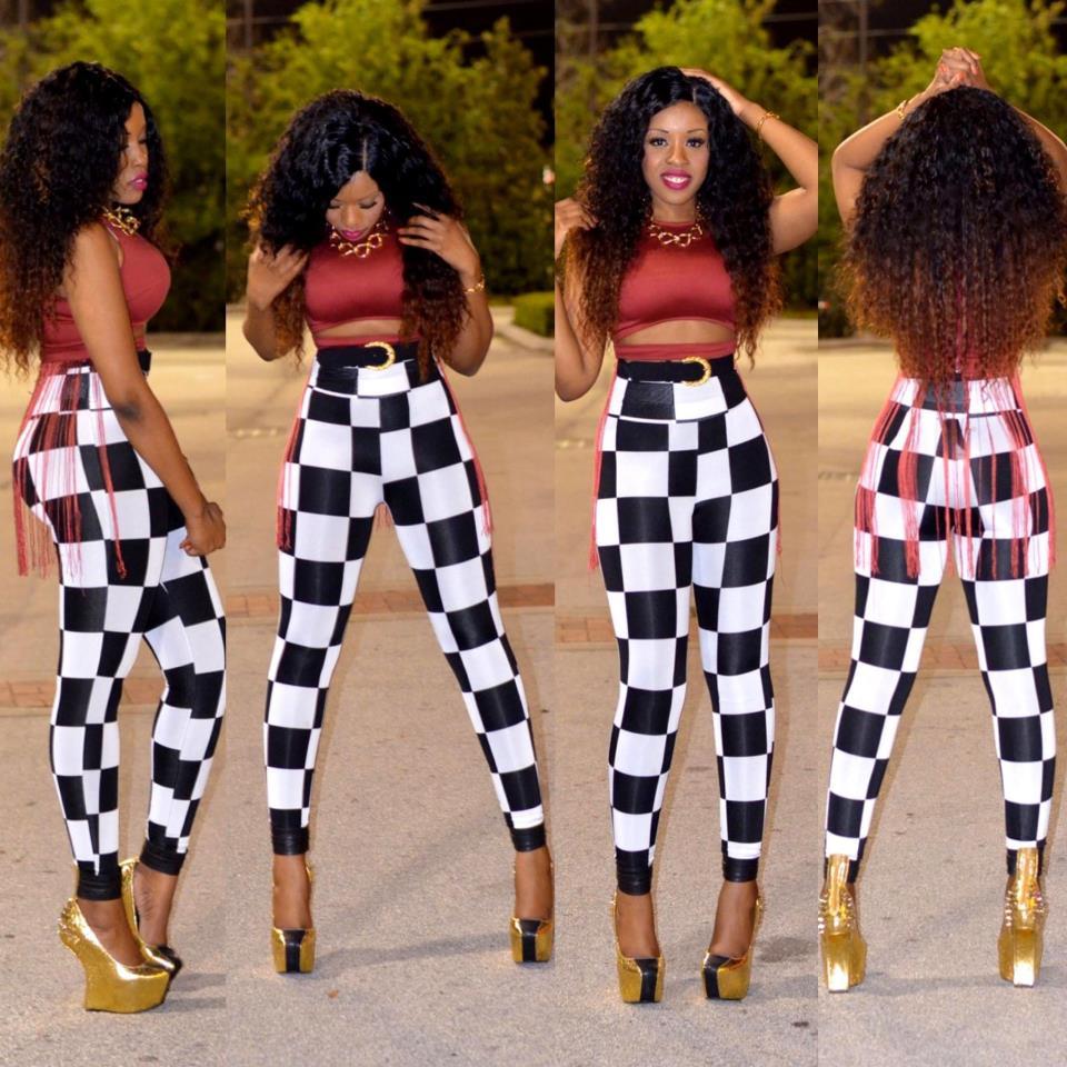 Black Girls Killing It Be: MASHUGHULI BLOG