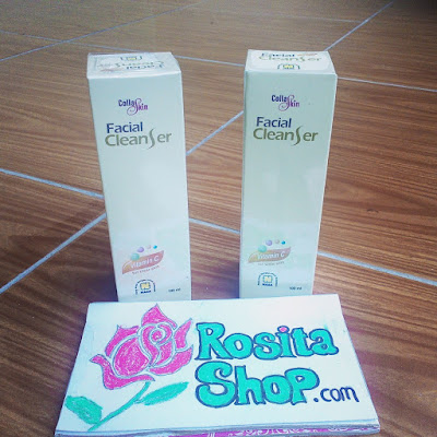 jual collaskin cleanser nasa