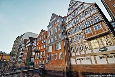 Architektur Nikolaifleet Hamburg