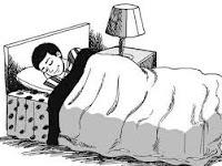 Tips Tidur Yang Berkualitas Ala Orang Awam