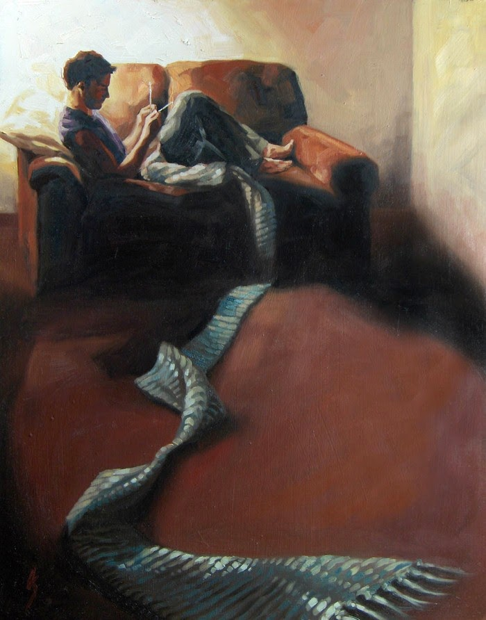 Концептуальный реализм. Kirsten Savage