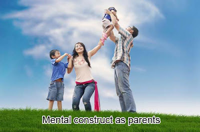 Mental construct as parents