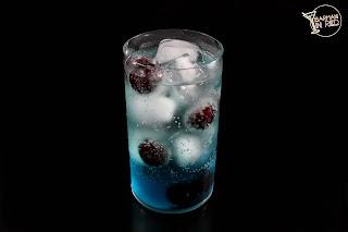 delirio azul cocteles con vodka