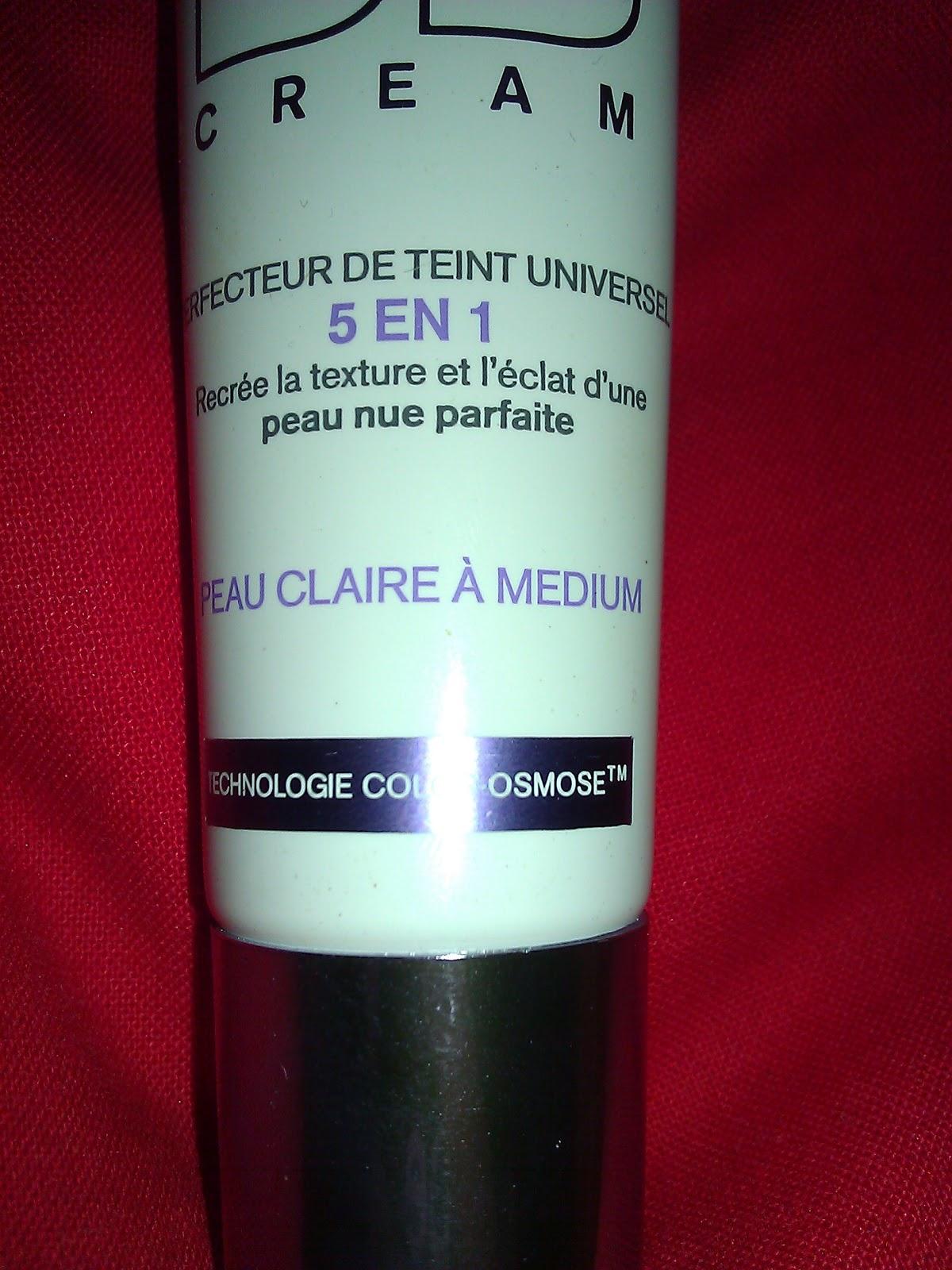 Andbeautyblog: La CC Cream LOréal