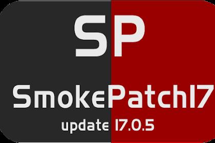 SMoKE Patch 17.0.0 AIO + Update 17.0.5 - PES 2017