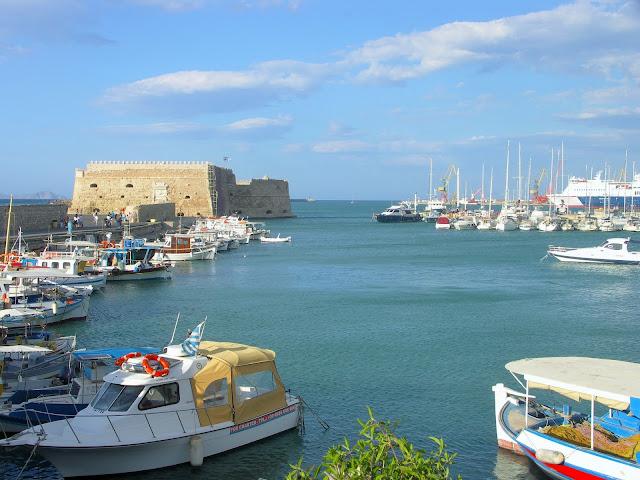 Kreta, Heraklion cytadela, Iraklion cytadela