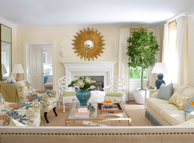 Haus Design: Subtle Beach Inspired Decorating Ideas