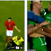 SAD! Footballer KILLS Referee After Head-Butting Him For Giving Him Red Card (See Photos)