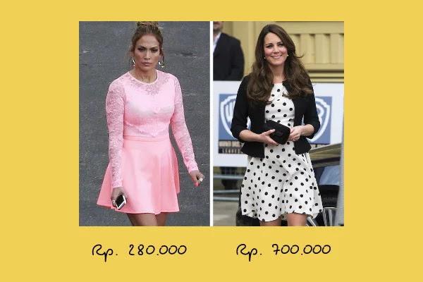 Harga fashion murah