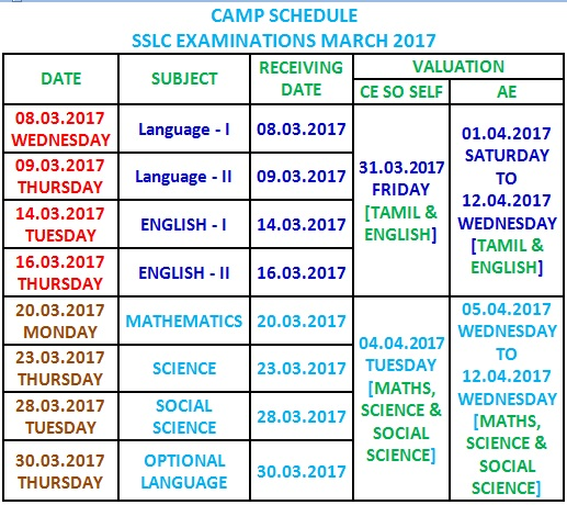 sslc study schedule Pick a calendar for keeping track of your schedule before you can actually create  a study schedule for finals week, you need to decide what.