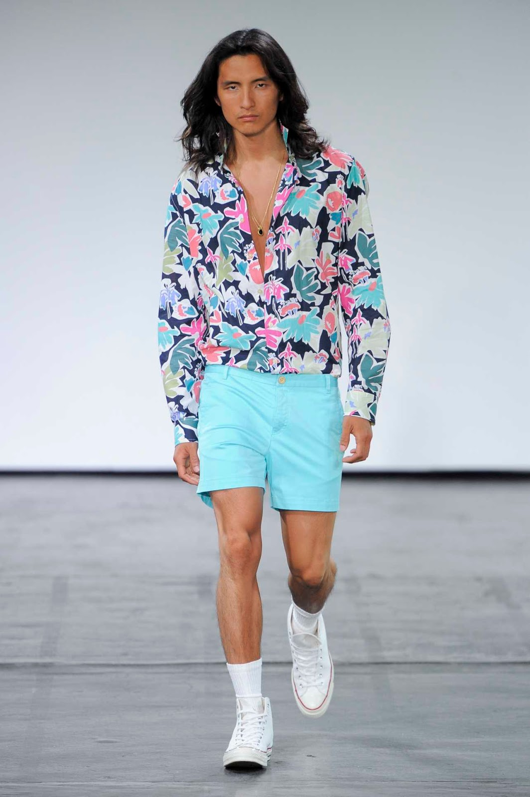Parke & Ronen Spring-Summer 2019 - New York Fashion Week ...