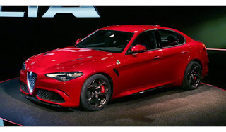 2018 Alfa Romeo Giulia Prix, spécifications, moteur et date de sortie Rumeur