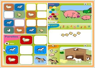 Juegos Educativos Para Ninos De 3 A 5 Anos Juegos Didacticos Para