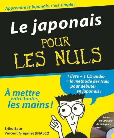 livre le japonais pour les nuls cd audio gratuit livresbook. Black Bedroom Furniture Sets. Home Design Ideas
