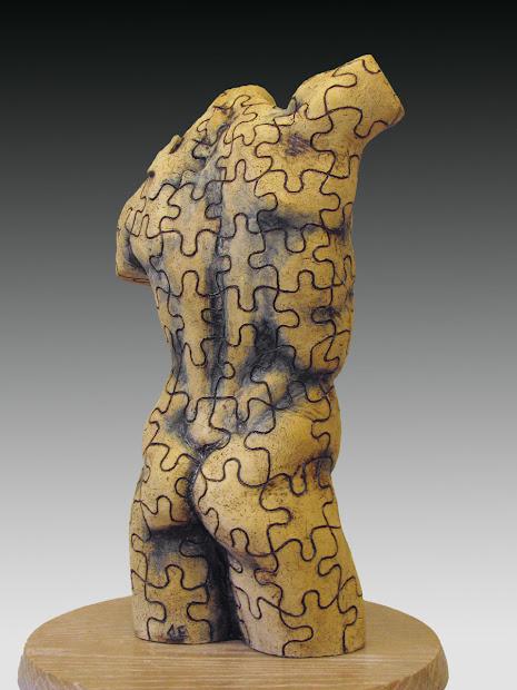 Carlos Enrique Prado - Art Torso Sculptures