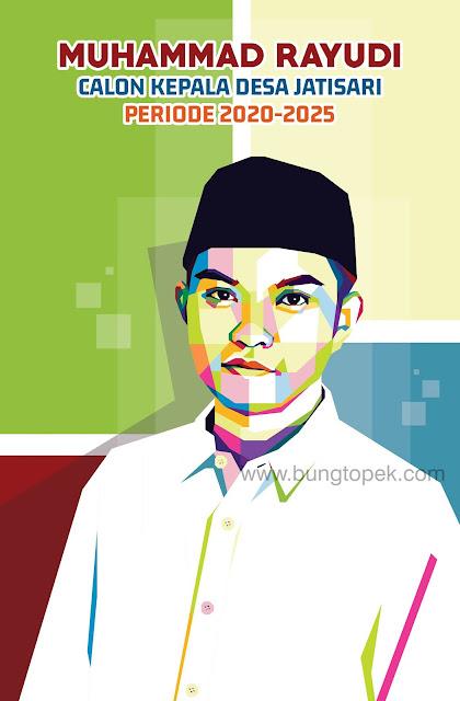 WPAP Muhammad Rayudi Kades Desa Jatisari