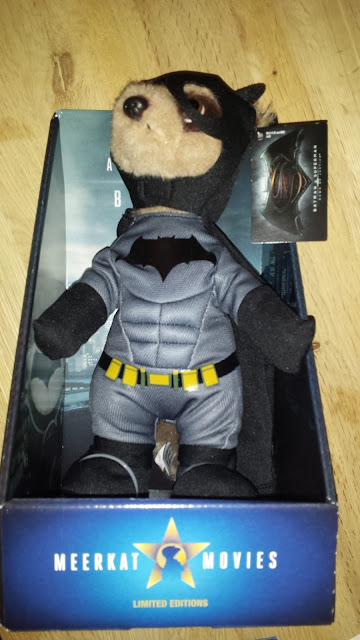Batman Meerkat Toy